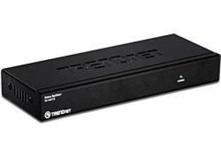 TRENDnet TK-V401S - Splitter video 4 ports VGA