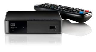 WESTERN DIGITAL EXT. WD TV HD Live Wifi Streaming Media Player ¬