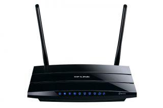 TP-LINK TL-WDR3600 - Routeur Gigabit Wi-Fi N 600 Dual Band ¬.