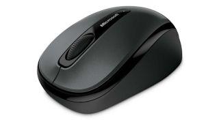 WIRELESS MOUSE 3500 BLACK souris sans fil