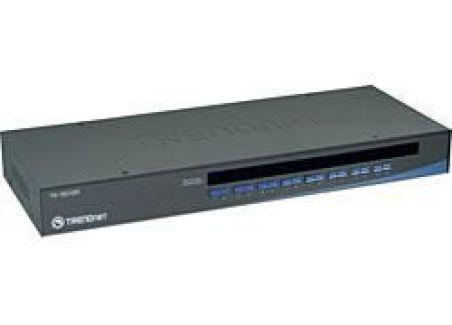 TRENDnet TK-1603R - KVM 16 ports VGA - USB et PS/2 - Rackable