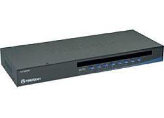 TRENDnet TK-803R - KVM 8 ports VGA - USB et PS/2 - Rackable
