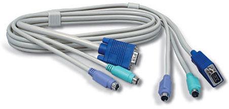 TRENDnet TK-C06 - Cable pour KVM PS/2 1.8m male/male