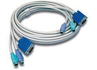 TRENDnet TK-C10 - Cable pour KVM PS/2 3m male/male ¬