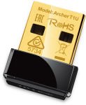 Archer T1U  - Noir Clé WiFi AC450