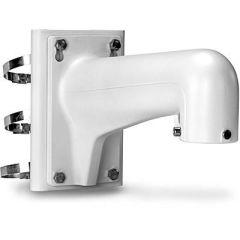 TV-HP400 - Blanc Support coudé / perche