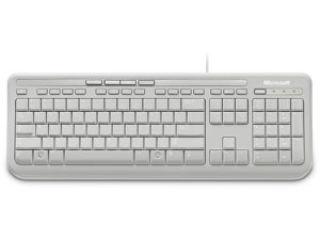 WIRED KEYBOARD 600 WHITE clavier